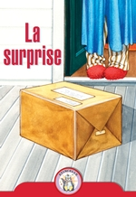 Étincelle - La surprise