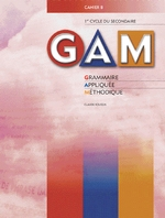 GAM - Cahiers d'apprentissage