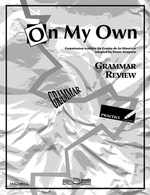 On My Own - 1001-Grammar