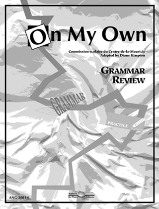 On My Own - 2001-Grammar