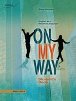 On My Way - P101-4 Student's book
