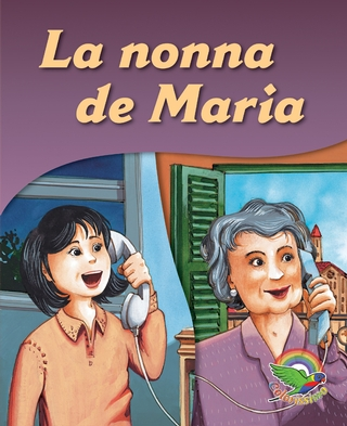Colorissimo Orange - La nonna de Maria (grand livre)