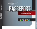 Passeport vers la littératie 9 CD AUDIO