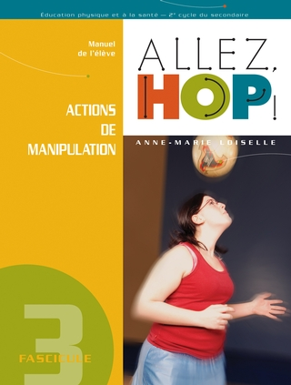 Allez Hop! - Actions de manipulation