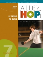Allez Hop! - Le tennis de table