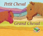 Colorissimo Rouge - Petit cheval et Grand cheval