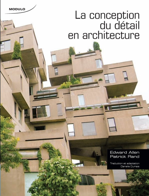 La conception du détail en architecture