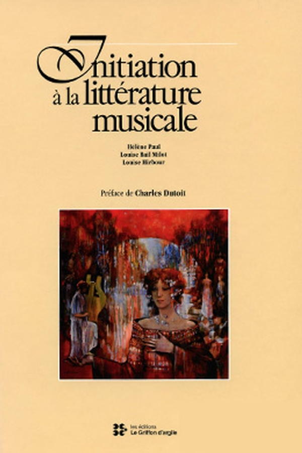 Initiation à la littérature musicale