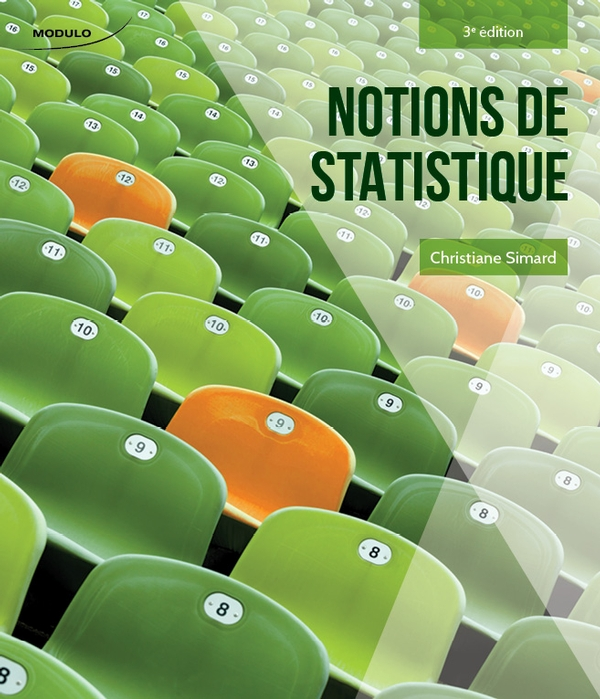 Notions de statistique, 3<sup>e</sup> édition